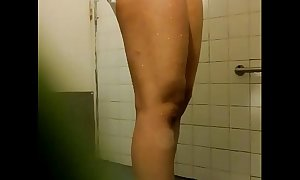 Chinese Wife Films yourself Showering 2