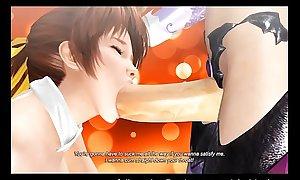DOA / AYANE With an increment of KASUMI Artifice OR Tasty FUTA [SFM]