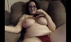 Hot girl topless chatting kick the scuttle cum clone