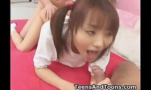 Real Tokyo Legal age teenager Banged!