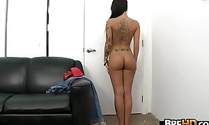 Christy Mack'_s very first porno ever! 1.05