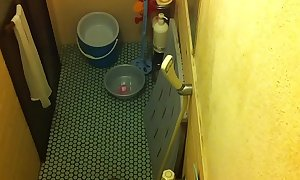 private house bath,housewife(saori sugimoto) spycam 2