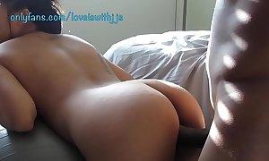 fucking on a yoga ball
