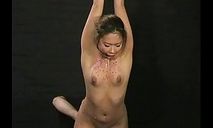 Crying kokos japanese tit torments and bizarre gagged teat torture yon tears