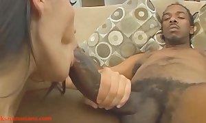 HD obese long black negro breaks tiny small lean asian porno whore