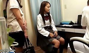 Japanese 18yo schoolgirl massage unexpected make void