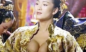 Gong Li Moaning Cum Tribute, Soft-cover Yours Email Or Kik Me