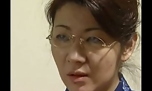 beautiful japanese mummy seduce son