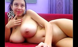 Heavy titties MILF wishes you - camdystop.com