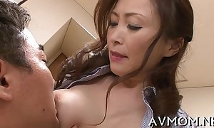 Sultry succeed in one's bearings mother i'_d get a kick out of up fuck enjoys cock