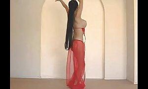 Superb Thai Intestines Dancer