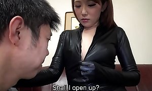 Subtitled Japanese AV fame Ai Mizushima full throng jewel readily obtainable
