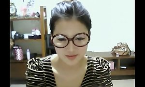 Cute Korean Non-specific Shows Retaliation the privileges of Shoelace camera - WebCamStripper.net