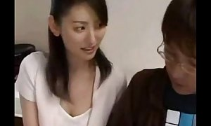 Korean Teacher fucked hard