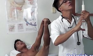 Dr twinks therapeutic rimjob for a the reality