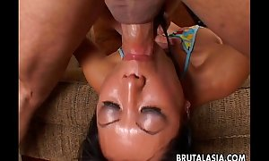 Verification a sexy deep throat she gets pussy plowed