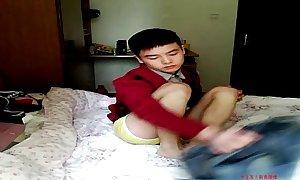 A chinese cute boy