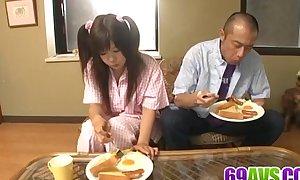 Shino Nakamura gorgeous wife fucked on livecam