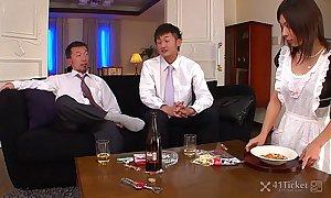 41Ticket - Himeki Kaede, Docket of a Fit together (Uncensored JAV)